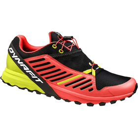 Dynafit W's Alpine Pro Shoes black/lime punch